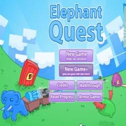 لعبة Elephant quest
