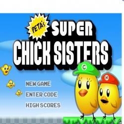 لعبة Super chick sister