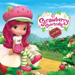 سلسلة كرتونات ستروبيري شورت كيك Strawberry Shortcake