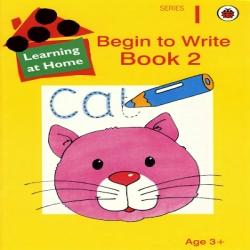 البدء في كتابة  - Begin to Write Book 2