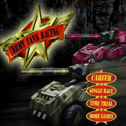 لعبة سباق الدبابات الحربية