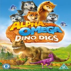 فلم الكرتون الفا واوميغا 6: حفريات الديناصور Alpha And Omega: Dino Digs 2016 مدبلج للعربية
