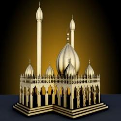 قصة المرأة العجوز والمسجد