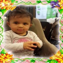 الطفلة هبه محمود دعاس - فلسطين