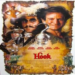 شاهد فلم المغامرة العائلي بيتر بان وكابتن هوك The Hook 1991 مترجم للعربية