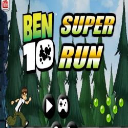 لعبة بن تن السوبر