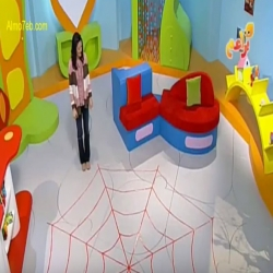 حروف ورسوم مع رانيا ونون - العنكبوت