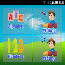 تطبيق نتعلم ونلعب الانجليزية للاطفال