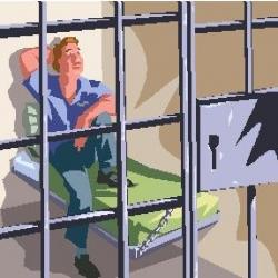قصة السجين الذكي