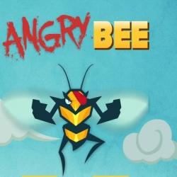 لعبة مغامرة النحلة السحرية الغاضبة