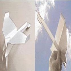 طريقة صنع طائرة ورقية بالصور