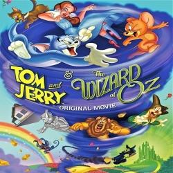 فلم الكرتون توم وجيري وساحرة اوز Tom And Jerry The Wizard Of Oz 2011 مترجم