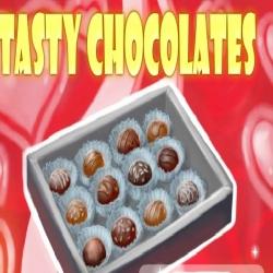 لعبة تزيين الحلوى بالمكسرات