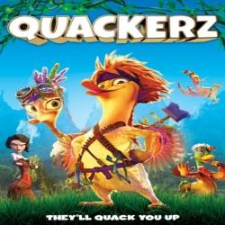 فلم الكرتون Quackerz 2016 مترجم للعربية