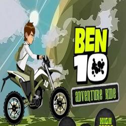 لعبة مغامرات بن10