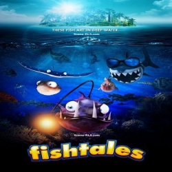 فلم الكرتون Fishtales 2016 مترجم للعربية