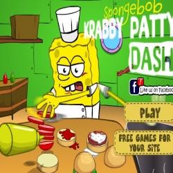 لعبة سبونج بوب الطباخ الماهر
