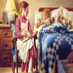 تبرع مقابل حكايات قبل النوم