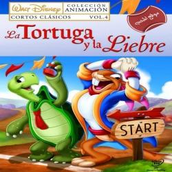 فلم الكرتون السلحفاة والارنب من اسطوانة ديزني Disney: The Tortoise And The Hare 1934 مدبلج للعربية