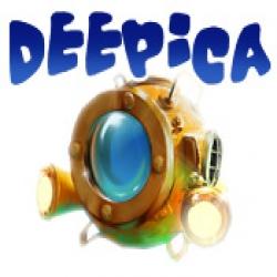 تحميل لعبة الكرات الملونة Deepica