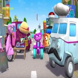 أبطال المدينة - الشاحنة المخيفة