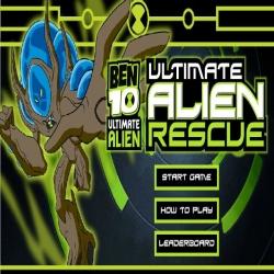معركة بن تن مع الكائنات الفضائية الشرسة والمثيرة
