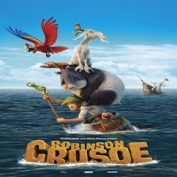 فلم الكرتون روبنسون كروزو Robinson Crusoe 2016 مترجم للعربية