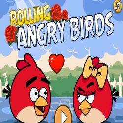 لعبة حب الطيور الغاضبة