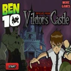 لعبة بن تن الهروب من القلعة