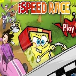 لعبة سباق سبونج بوب السريع