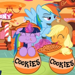 لعبة My Little Pony Sugar Rush