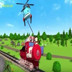 أبطال المدينة - قطار جديد