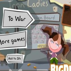 لعبة قتال الفتاة المعدنية