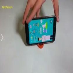 شاهد بالفيديو 5 طرق لصناعة حامل للهاتف الذكي