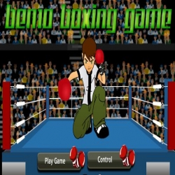 لعبة Ben 10 Boxing