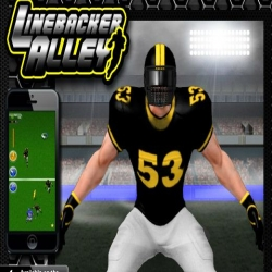 لعبة Linebacker Alley