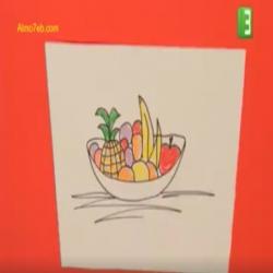 ارسم كلمة - فواكه fruit