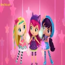 الفتيات الساحرات - ثلاثي الساحرات