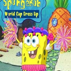 لعبة SpongeBob كاس العالم