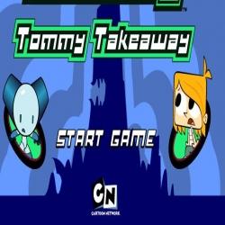 لعبة الولد الالي تومي