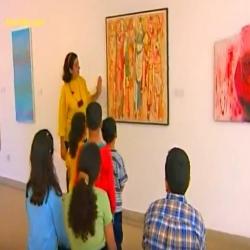 أفكار وألوان - الابداع الفني والمتاحف