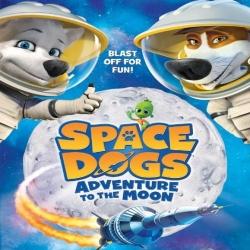 فلم الكرتون كلاب الفضاء: مغامرة الى القمر Space Dogs Adventure to the Moon 2016 مترجم للعربية
