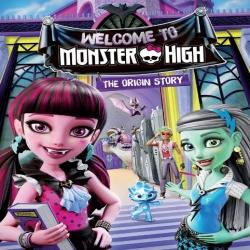 فلم الكرتون اهلا بك الى مدرسة الوحوش العليا Welcome to Monster High 2016 مترجم للعربية