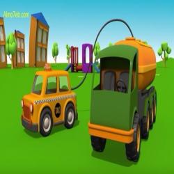 الشاحنة لبيب وناقلة النفط - التنوين