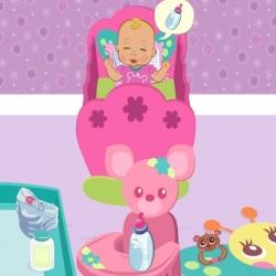 لعبة مغامرة الطفل الرضيع الممتعة