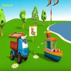 لبيب والقارب - حروف العطف