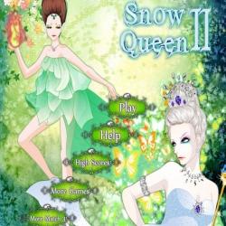 لعبة مغامرة ملكة الثلج