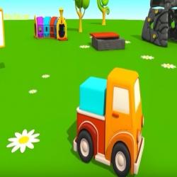 لبيب وسيارة النقل الصغيرة - النكرة والمعرفة
