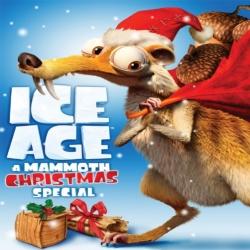 فلم الكرتون العصر الجليدي وكريسماس الماموث Ice Age  A Mammoth Christmas 2011