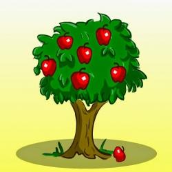 قصة التفاحة الأنانية